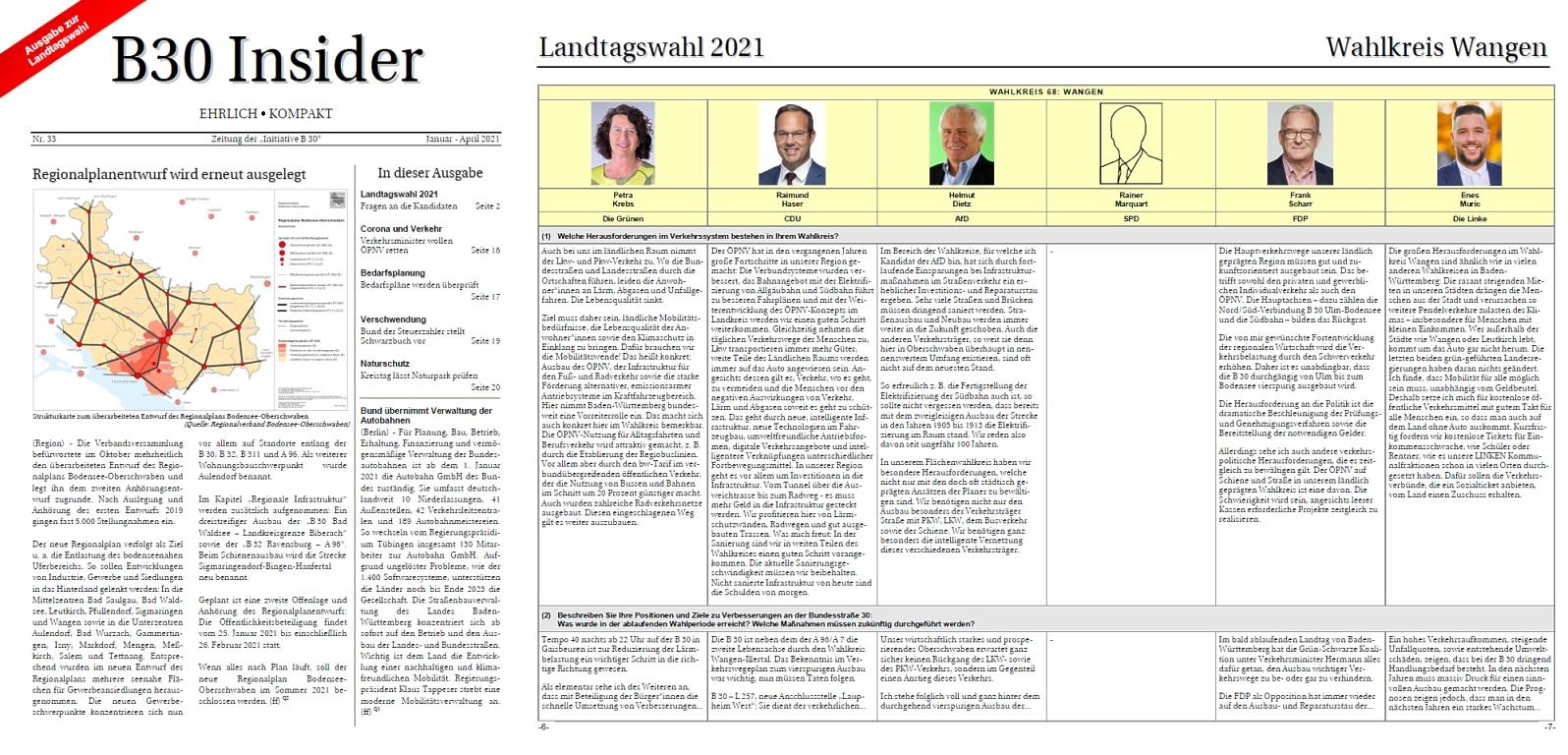 B30 Insider 1/2021